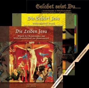 Musik der Renaissance aus Mitteldeutschland